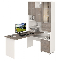 Компьютерный стол СР-620-160 (Правосторонний)