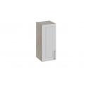 Шкаф навесной В_72-30_1ДР (Бежевый) 72 см