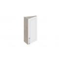 Шкаф навесной торцевой ВТ_72-40(45)_1ДР (Бежевый) 72 см