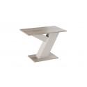 Стол обеденный «Рейн» Тип 1 (Фон Бежевый/Дуб Сонома трюфель)