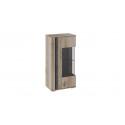 Шкаф навесной «Брайтон» (Камень/Дуб Делано )