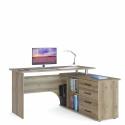 Компьютерный стол КСТ-109 (Дуб Делано) Правосторонний