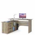 Компьютерный стол КСТ-109 (Дуб Делано) Левосторонний
