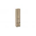 Шкаф для белья «Кристофер» (Фон Серый/Олд Стайл) ТД-328.07.21