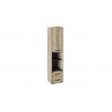 Шкаф комбинированный «Кристофер» (Фон Серый/Олд Стайл) ТД-328.07.20