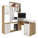 Компьютерный стол КС-15 Орхидея (Левый)