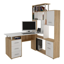 Компьютерный стол КС-15 Орхидея (Правый)