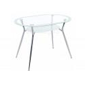 Стеклянный стол Tom 90