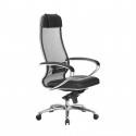 Кресло руководителя Samurai SL-1.04 Черный