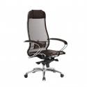 Кресло руководителя Samurai S-1.04  Коричневый