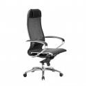 Кресло руководителя Samurai S-1.04 Черный Плюс