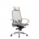 Кресло руководителя Samurai S-2.04 Бежевый