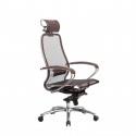 Кресло руководителя Samurai S-2.04  Коричневый