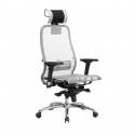 Кресло руководителя Samurai S-3.04 Серый