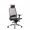 Кресло руководителя Samurai S-3.04  Коричневый