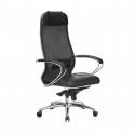 Кресло руководителя Samurai SL-1.04 Черный Плюс