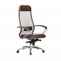 Кресло руководителя Samurai SL-1.04 Коричневый