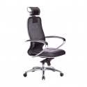 Кресло руководителя Samurai SL-2.04 Черный Плюс