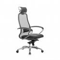 Кресло руководителя Samurai SL-2.04 Черный