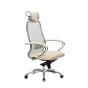 Кресло руководителя Samurai SL-2.04 Бежевый