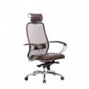 Кресло руководителя Samurai SL-2.04 Коричневый