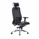 Кресло руководителя Samurai SL-3.04 Черный Плюс
