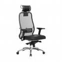 Кресло руководителя Samurai SL-3.04 Черный