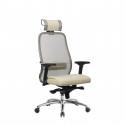 Кресло руководителя Samurai SL-3.04 Бежевый