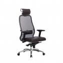 Кресло руководителя Samurai SL-3.04 Коричневый