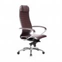 Кресло руководителя Samurai K-1.04 Темно-бордовый
