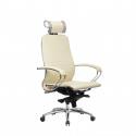 Кресло руководителя Samurai K-2.04 Бежевый