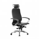 Кресло руководителя Samurai K-2.04 Черный