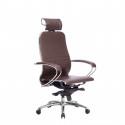 Кресло руководителя Samurai K-2.04 Темно-бордовый
