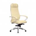 Кресло руководителя Samurai KL-1.04 Бежевый
