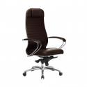 Кресло руководителя Samurai KL-1.04 Коричневый