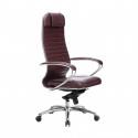 Кресло руководителя Samurai KL-1.04 Темно-бордовый