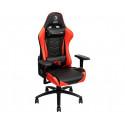 Игровое компьютерное кресло MSI MAG CH120 (Black-Red)