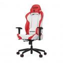 Игровое компьютерное кресло Vertagear SL2000 (Белый/Красный)