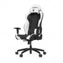 Игровое компьютерное кресло Vertagear SL2000 (Карбон/Белый)