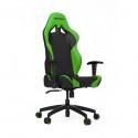 Игровое компьютерное кресло Vertagear SL2000 (Карбон/Зеленый)