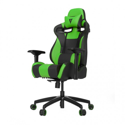 Игровое компьютерное кресло Vertagear SL4000 (Карбон/Зеленый)