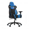 Игровое компьютерное кресло Vertagear SL4000 (Карбон/Синий)