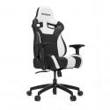 Игровое компьютерное кресло Vertagear SL4000 (Карбон/Белый)