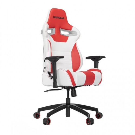 Игровое компьютерное кресло Vertagear SL4000 (Белый/Красный)