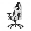 Игровое компьютерное кресло Vertagear SL4000 (Белый/Черный)