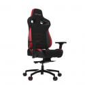 Игровое компьютерное кресло Vertagear SL4000 (Черный/Красный)