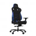 Игровое компьютерное кресло Vertagear SL4000 (Черный/Синий)