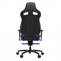 Игровое компьютерное кресло Vertagear SL4000 (Черный/фиолетовый)