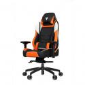 Игровое компьютерное кресло Vertagear SL6000 (Карбон/Оранжевый)
