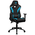 Игровое компьютерное кресло ThunderX3 TC3 Azure Blue